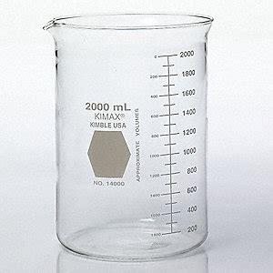 Iwaki Beaker Conical Form 200 Ml kimble beaker low form glass 2000ml pk4 4yna4 14000 2000 grainger