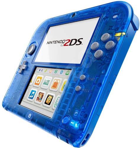 Gamis Blue Saphire nintendo 2d s transparent blue alpha pok 233 mon sapphire console alzashop