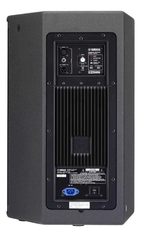 Speaker Aktif Yamaha Dsr112 yamaha dsr112 active pa speaker 12 quot 1300w continuous