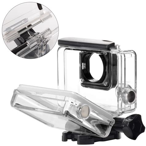 Gopro Bacpac Lcd Display Box With Protective gopro lcd gopro 4 3 lcd screen bacpac display back door cover os329