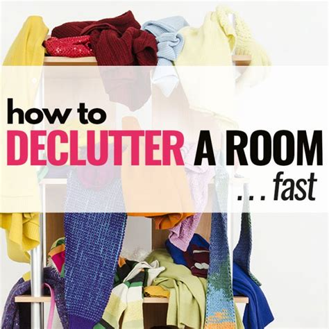 how to declutter your room fast early bird helping busy get more done through simple household systems
