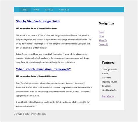 foundation css tutorial video index of zurb foundation framework tutorials img