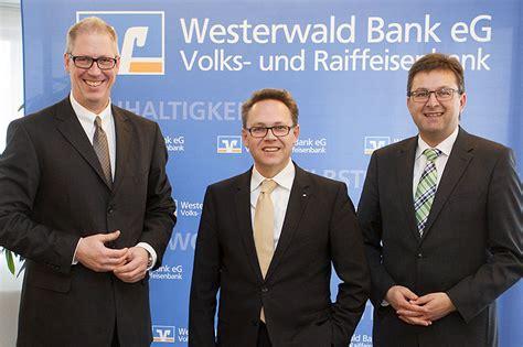 westerwald bank rengsdorf westerwald bank investiert in digitalisierung und