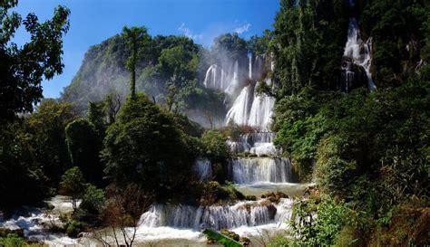 waterfall picture desktop   kb thailand