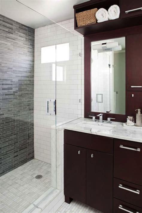 cherry bathroom cabinets contemporary bathroom
