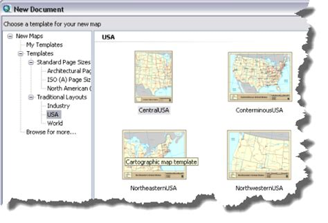 layout arcgis template a quick tour of page layouts help arcgis for desktop