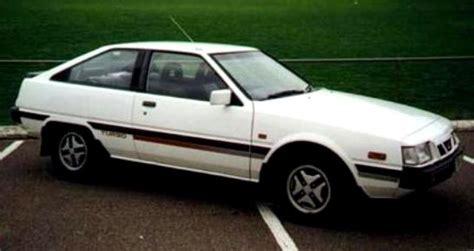 mitsubishi cordia gsr turbo mitsubishi cordia turbo 1982 1989
