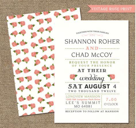 blank printable invitation kits printable invitation kits free wedding invitation templates