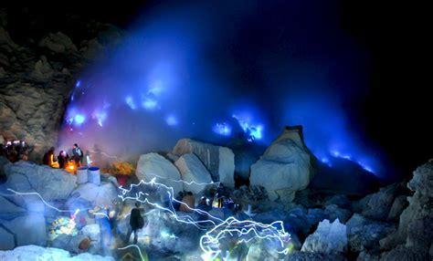 Ijen Crater, Ijen Crater Tour, Ijen Crater Blue Fire