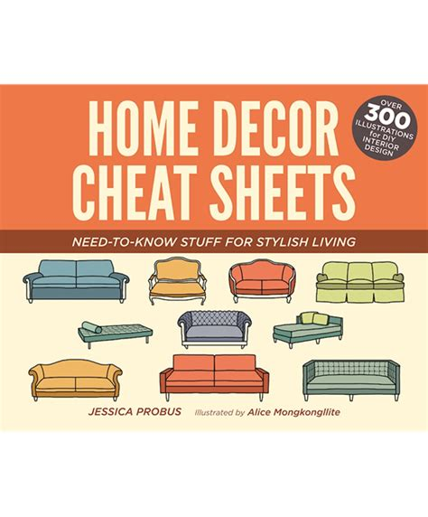 home design cheat sheet design tips archives simplified bee