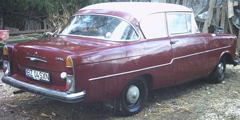 Owner Of A Opel Rekord P1 Built Between 1957 1962 | owner of a opel rekord p1 built between 1957 1962