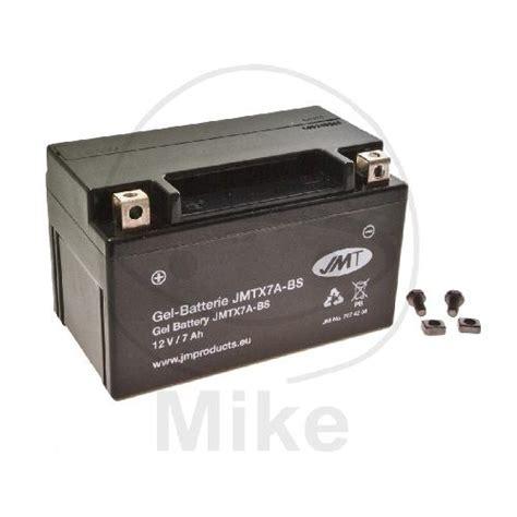 Motorrad Batterie Jmt by Motorrad Batterie Jmt Batt Mot Ytx7a Bs Gel
