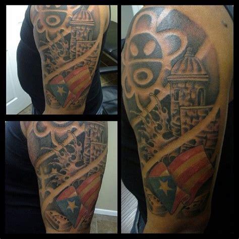 el morro tattoo designs taino sun symbol el coqui el morro and the