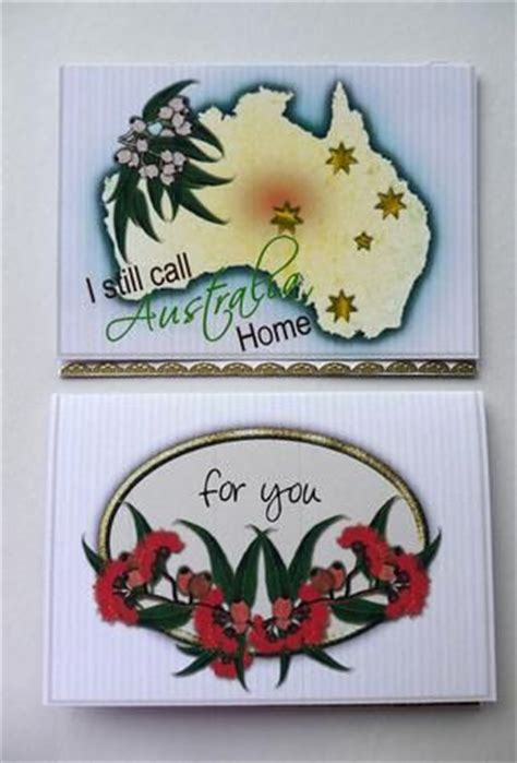 Handmade Cards Australia - 30 best my australian designs images on