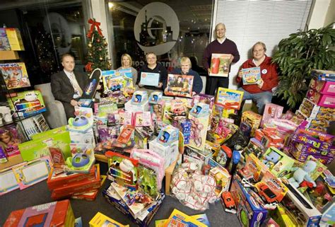 163 2000 worth of toys for caithness fm christmas gift appeal