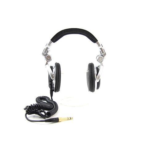 Headphone Hdj 1000 pioneer pioneer hdj1000 headphones silver black vinyl at