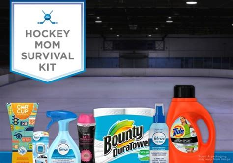 Hockey Giveaway Ideas - celebrating hockey moms giveaway
