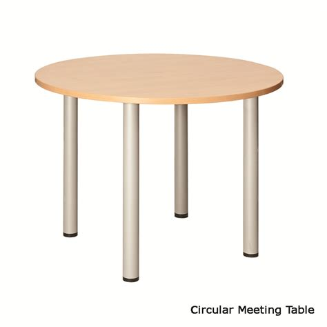 Circular Meeting Table Fraction Circular Meeting Tables Csi Products