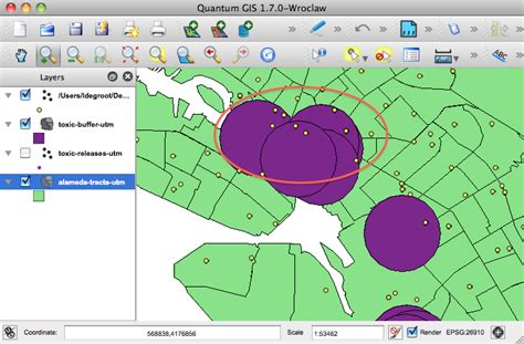 qgis print tutorial qgis basics for journalists berkeley advanced media