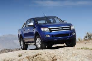 All Ford Trucks All New Ford Ranger Compact Truck Revealed But It S