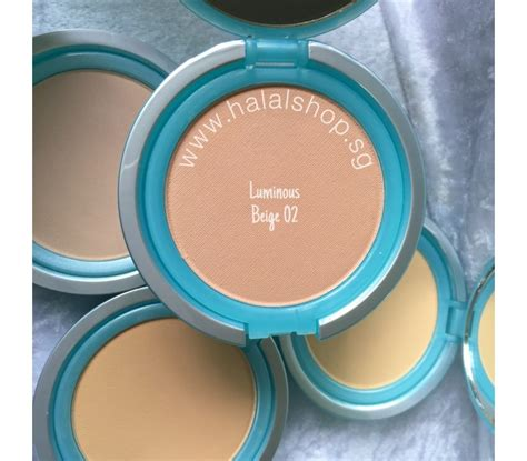 Wardah Everyday Luminous Powder halal cosmetics singapore wardah everyday luminous two