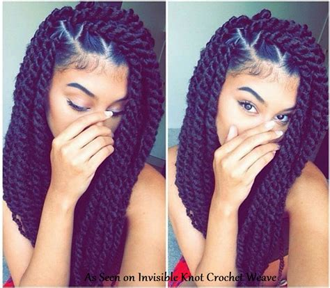 braiding method for ombre braided innovations crochet individual braids vs