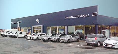 vauban automobile herblay garage et concessionnaire