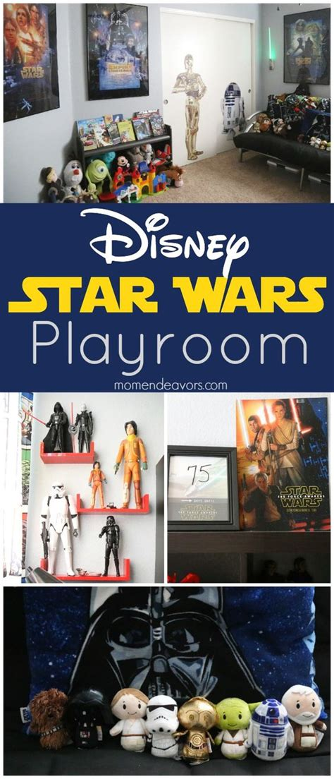 how we created our boys star wars themed bedrooms cool disney star wars disney stars and playrooms on pinterest