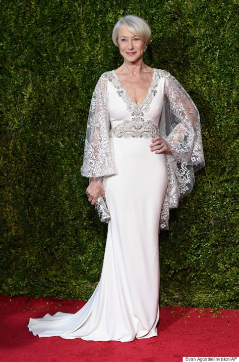 Did You Helen Mirren Carried Around 250000 At The Oscars by L Oreal S Helen Mirren Adverts Cleared By Advertising