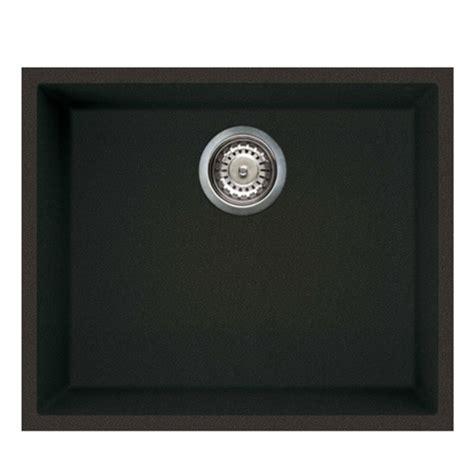Reginox: Quadra 105 Black Sink   Kitchen Sinks & Taps