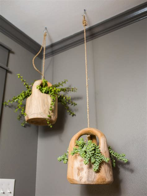 wall herb planter indoor container gardening ideas from joanna gaines hgtv s