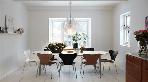 Cool Dining Room 10 cool scandinavian dining room interior design ideas