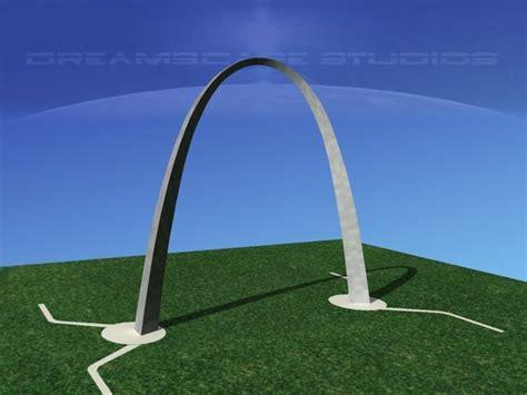 Gateway Arch 3d Model