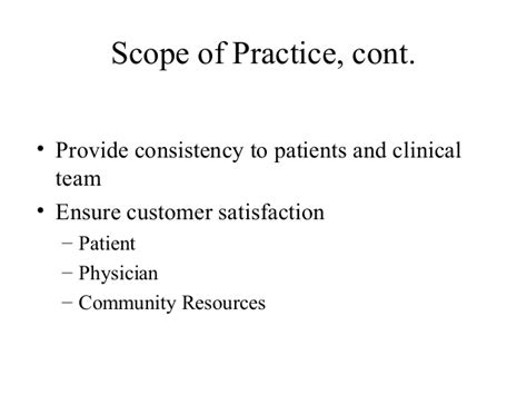 Scope Of Mba In Healthcare Management by Patient Resource Management O Brien Barrington Mba
