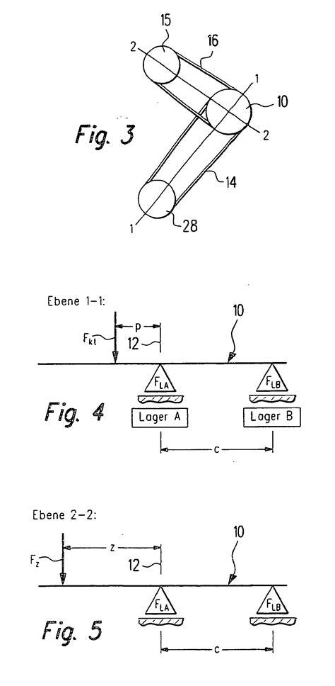 Blech Biegen Länge Berechnen by Patent Ep1314871b1 Verfahren Zur Bestimmung Der