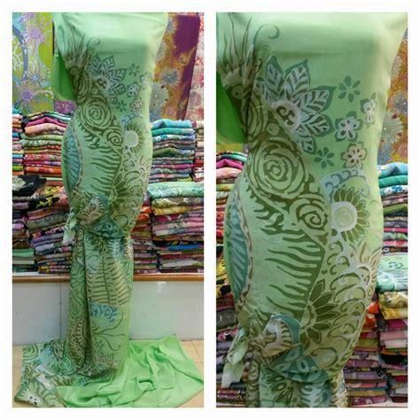 leen batik sutera eksklusif home
