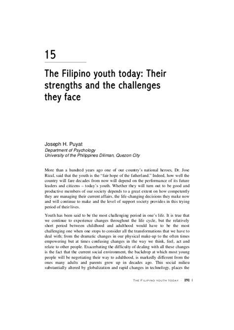 acknowledgement thesis filipino thesis paper filipino