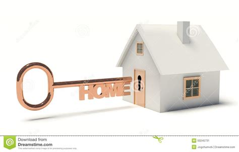 home key stock photo image 50245731