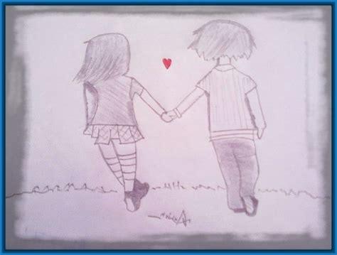 imagenes a lapiz de parejas enamoradas ver dibujos a lapiz de parejas archivos dibujos de amor