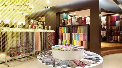 gambar layout toko baju alisha fancy shop toko busana muslim di bandung youtube