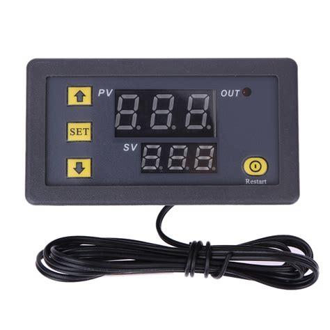 Special Thermostat Digital Dc Intelligent Digital Display Thermostat 1 new arrival 55 120 degree digital temperature controller dc 12v thermostat temperature