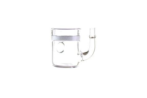 Up D 520 Mini Co2 Glass Diffuser flat glass pollen co2 diffuser s m l sizes
