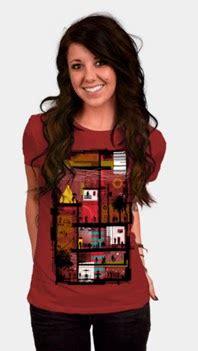Kaos Alam Bukan Mainan Lingkungan 10 contoh desain t shirt keren dan design kaos unik