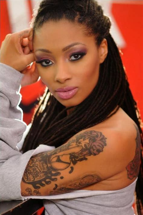 black women with tattoos best tattoos on black tats best