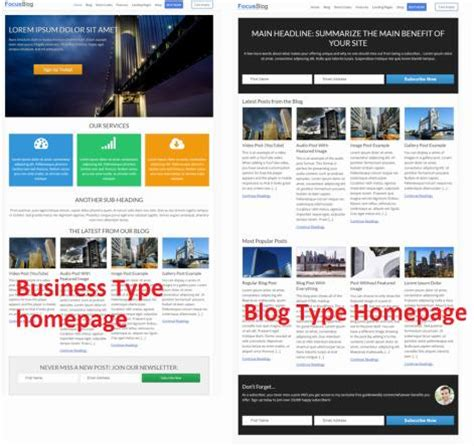 thrive themes content builder demo thrive themes focusblog review worth review