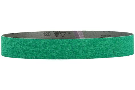 1 X 30 Ceramic Sanding Belts - 10 sanding belts 1 9 16 x 30 quot p80 cer rbs 626309000