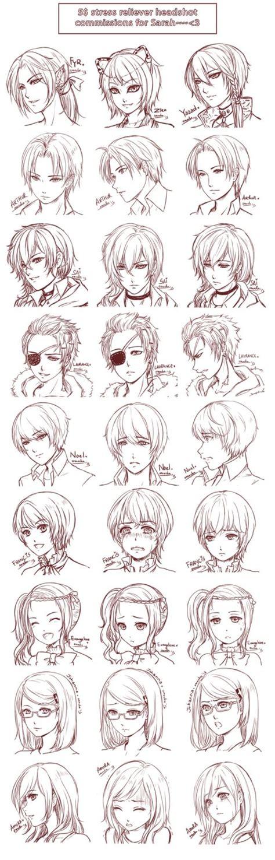 Model Rambut Anime by Rambut Anime Yang Menarik Untuk Dicoba Penata Rambut