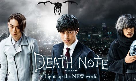 light is the new death note pelicula completa en espa 241 ol latino online