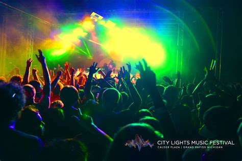 Tickets For City Lights Music Festival 2013 In Grand Song Light