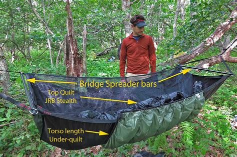 Best Bridge Hammock hammock cing part ii types of backpacking hammocks and spec comparison to ground systems